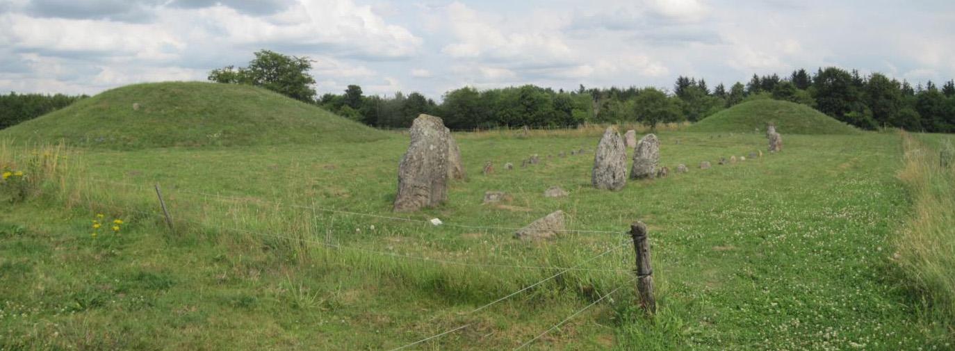 Danske runeinnskrifter fra vikingtiden