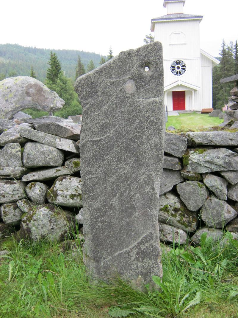 norderhov kirke graver