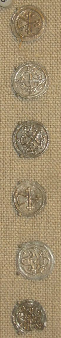 Harald Blueteeth's coins