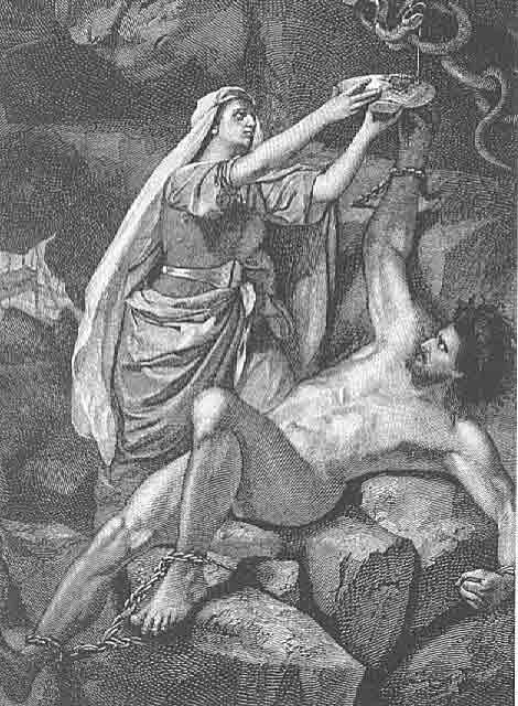 The Punishment of Loki